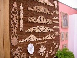 Legno scolpito scultura in legno ornamenti per mobili - Decorazioni in legno per mobili ...